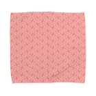 gemgemshopの紗綾型文様 さやがた文様 赤 Towel handkerchiefs