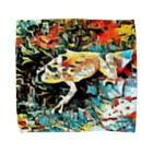 Fantastic FrogのFantastic Frog -Plein Air Version- Towel handkerchiefs