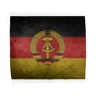 YabasugiTrotskyの東ドイツ Towel handkerchiefs