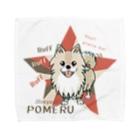 *suzuriDeMonyaa.tag*のCT08olぽめるはポメラニアンB  Towel handkerchiefs