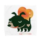 *suzuriDeMonyaa.tag*の愛してガイコッチャBB Towel handkerchiefs