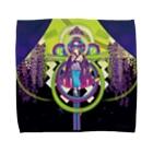 ULIの二季草(Lサイズ) Towel handkerchiefs