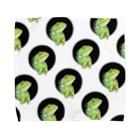 Leee_sanのグリーンイグアナ Towel handkerchiefs