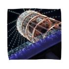 ひなの灯台(夜) Towel Handkerchief