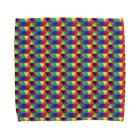 Yamachan0201のレインボー Towel handkerchiefs