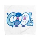 SugarfrostのCOOL文鳥 Towel handkerchiefs