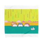星華 -SEIKAcreate-のペンギン温泉会 Towel handkerchiefs
