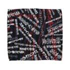 京都大学クジャク同好会のスカイレインボーハリケーンゴッドフェニックス Towel handkerchiefs