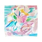 coaiの花のイロ Towel handkerchiefs