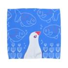 びゃっこ📛のBUNCHO (Yatomi City ver.) Towel handkerchiefs