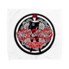 TK-proのTK-pro(手打ちそばまる_女将) Towel handkerchiefs