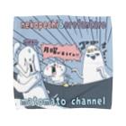 まとまとチャンネル【ネコペチ&エレファン太郎】のネコ&エレ@月曜 Towel handkerchiefs