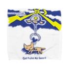 poseidon10000のCATTLE MUTYRATION Towel handkerchiefs
