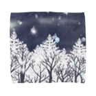 haruの雪の輝き Towel handkerchiefs