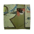 レターオールソーツのTORINO - R Towel handkerchiefs