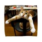 kachimo本舗のまん丸ミルク3 Towel handkerchiefs