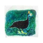 mayunoasakawaのホロホロ鳥 Towel handkerchiefs