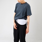 my idealのlifepowerdown シリーズ Waist Pouch