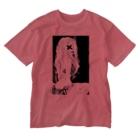 仔羊 めえのギブミーラブ Washed T-shirts
