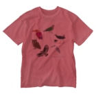 しまのなかまfromIRIOMOTEのしまのなかまスピンオフ『トリース』 Washed T-shirts