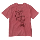 D3のDon't Be Scared Washed T-shirts