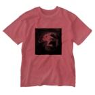 古春一生(Koharu Issey)の希死念慮。 Washed T-shirts