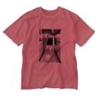 川越スカラ座の1,200円の寄付・川越スカラ座の廊下 Washed T-shirts