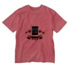 Danke Shoot Coffeeのヴァルキリーウエポン「Wise men's Nest」 Washed T-shirts