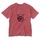 mmthの花かつお Washed T-Shirt