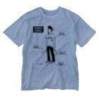 すとろべりーガムFactoryの聖徳太子 ショップの専属モデル Washed T-shirts