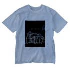 Akieem Zawadi's SHOPのCoconut Whisper Washed T-shirts