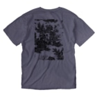 J. Jeffery Print Galleryのトワルドジュイ Toile de Jouy Washed T-shirtsの裏面