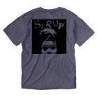 たかやの思いつきのシュレーゲル2 Washed T-shirtsの裏面