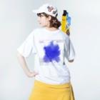 (T_#)-てぃーたぐ-from Uta worldのUta131014-2019 ウォッシュTシャツ Washed T-shirtsの着用イメージ(裏面)