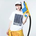 HEJSAN BUTIKEN SUZURIの日本の夏至 Washed T-shirtsの着用イメージ(表面)