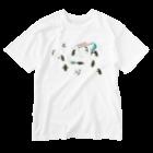 ペンギン・マシュマロ Washed T-shirts