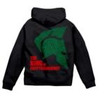 【仮想通貨】ADKグッズ(Tシャツ等)専門店 のThe King Zip Hoodies