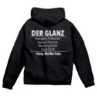 DER GLANZ official shopののりこ専用 Zip Hoodies