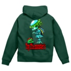 toy.the.monsters!のToy.The.monster's カワタロ&カップ Zip Hoodie
