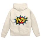 Japaneseguytv Online Storeのイップス! ジップパーカー Zip Hoodies