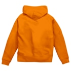 AYV2020のオレンジのパーカー Zip Hoodies
