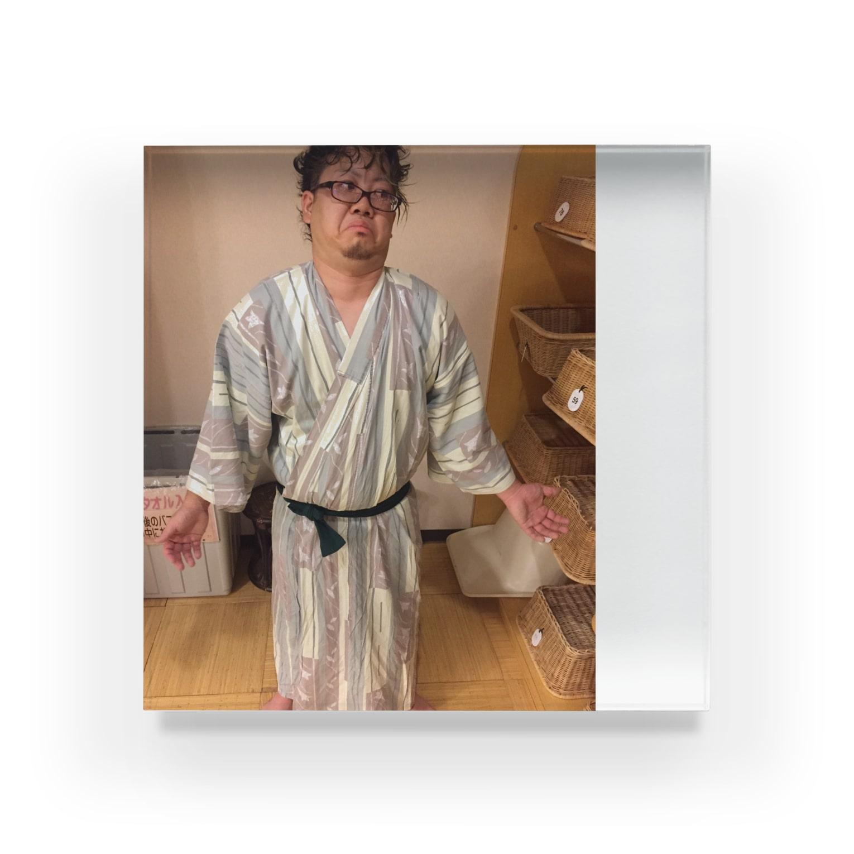 Reiji Shiratoriのピグモン Acrylic Block