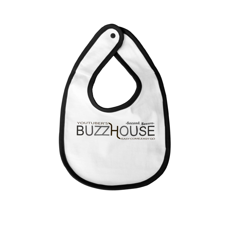 TOPSTAGEshopのBUZZ HOUSE 2nd Baby bibs