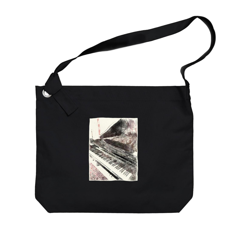 Lost'knotの吾輩ノ~オトモダチ~ Big shoulder bags