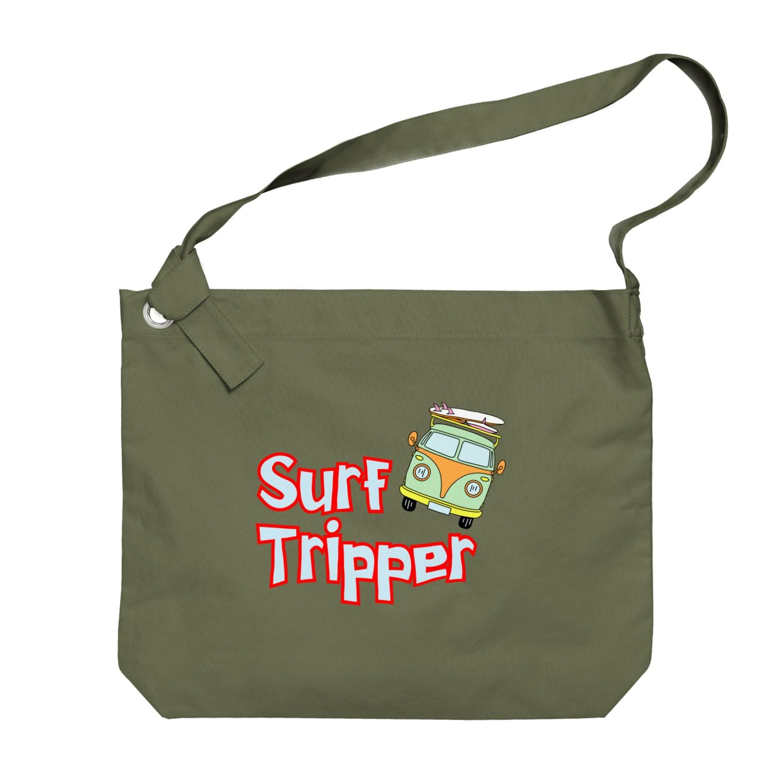 LOFT KEITHのサーフトリップ! Big shoulder bags