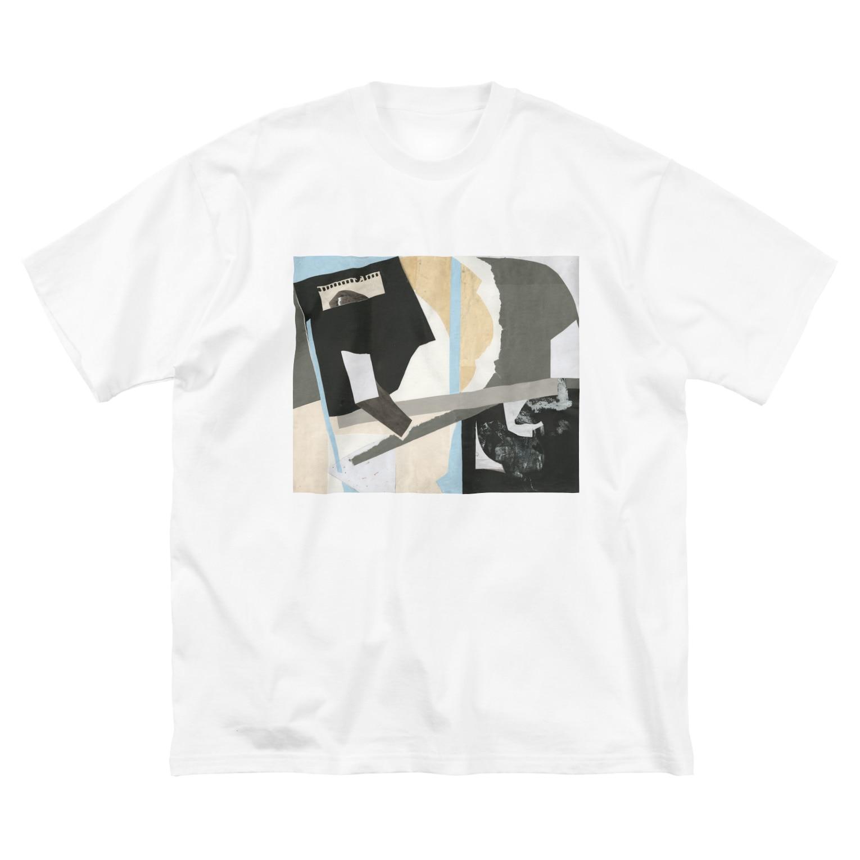 混沌コントロール屋さんのpunkadada Design Big silhouette T-shirts