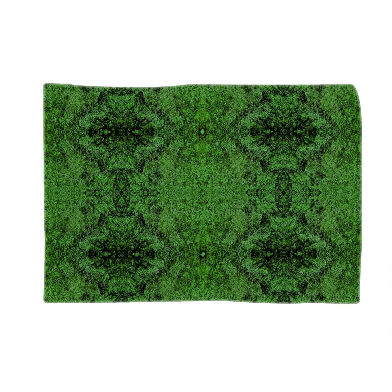 moonhouseのHealing Green Blankets