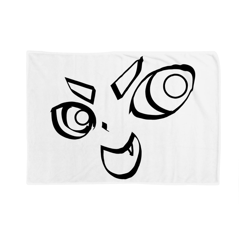 TarCoon☆GooDs - たぁくーんグッズのTarCoon☆FaCe Blankets