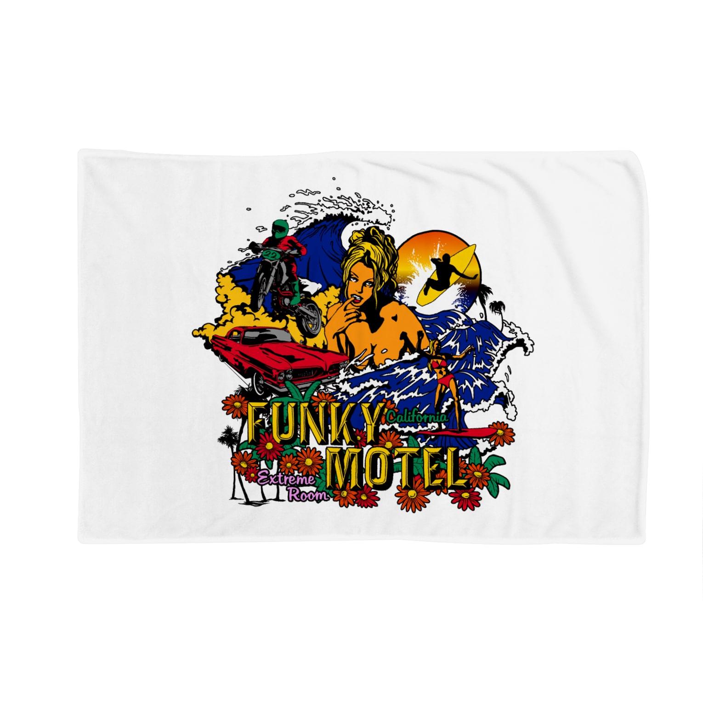 JOKERS FACTORYのFUNKY MOTEL Blankets