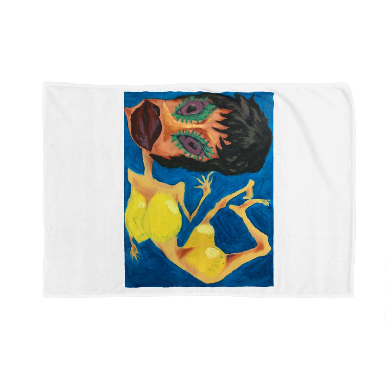 keisou_rendez_vouzの【醜美】 Blankets